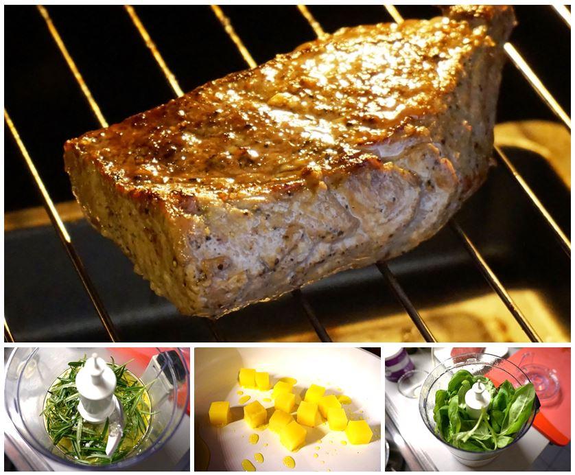 Beef Potato Mosaic