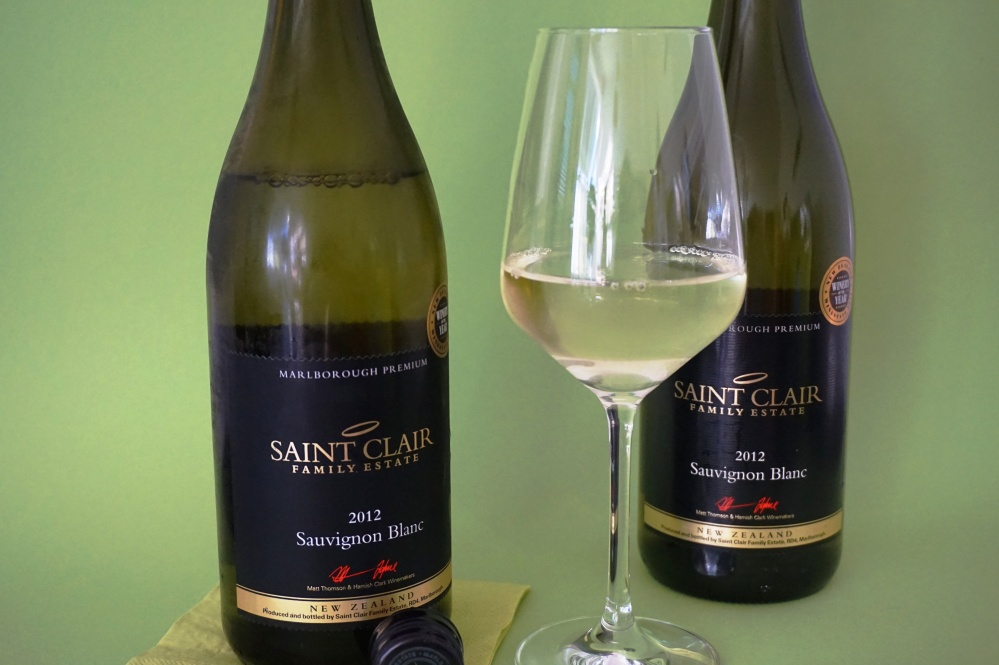 Sauvignon Blanc Marlborough