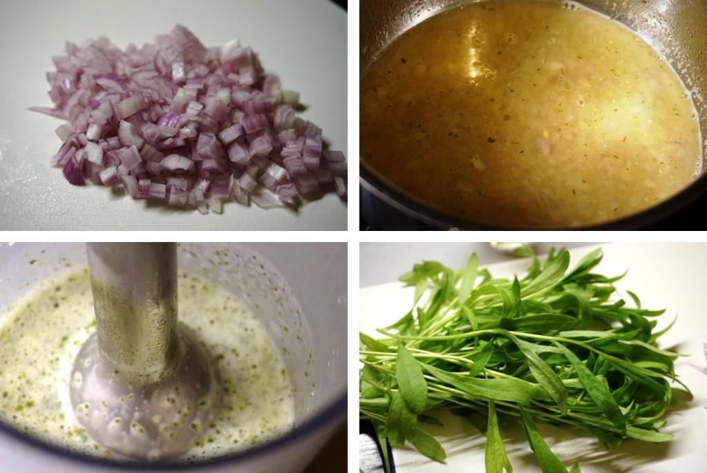 Estragon Sauce Tortellini
