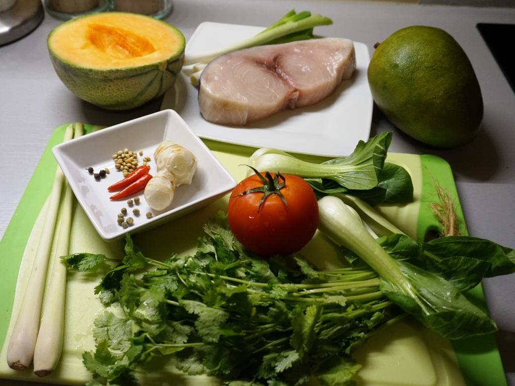 Chutney Creole Ingredients