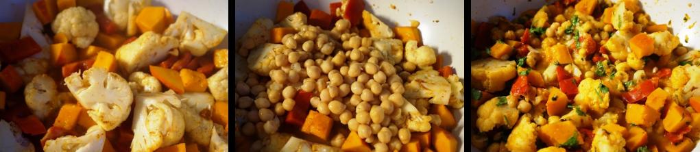 Gemüsecurry Vegetable curry