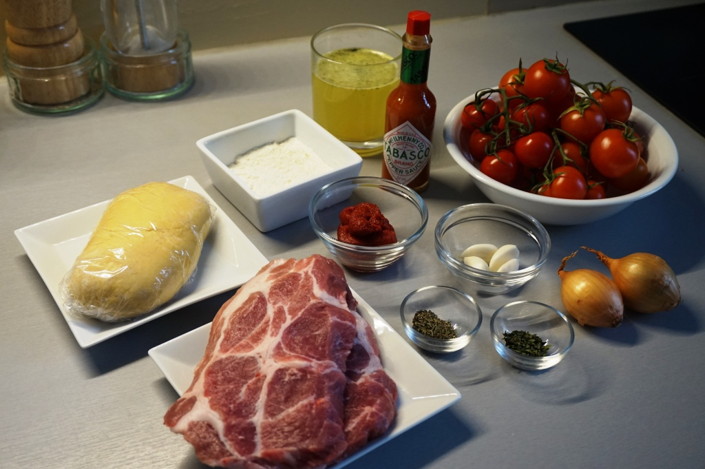 Ravioli Tomatensauce Zutaten