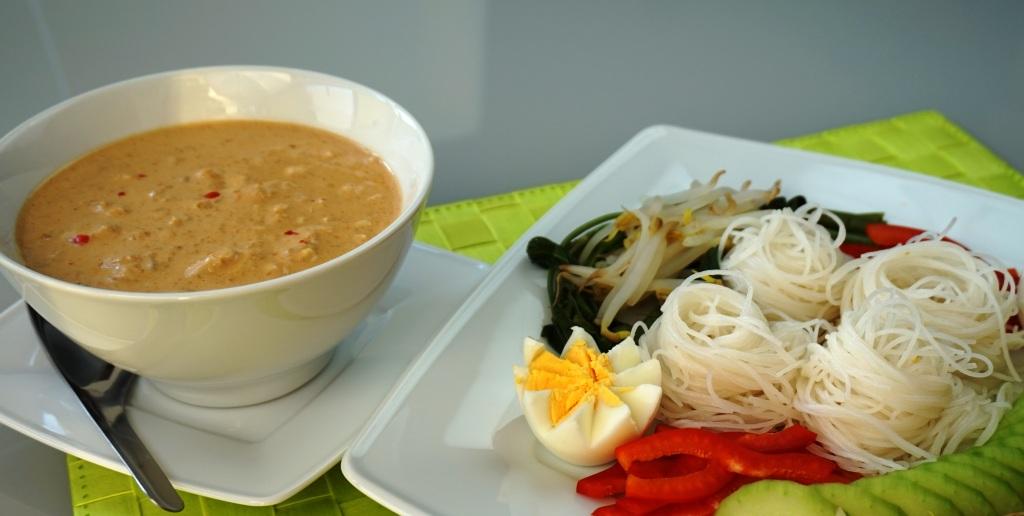 Serving of Nam Ya