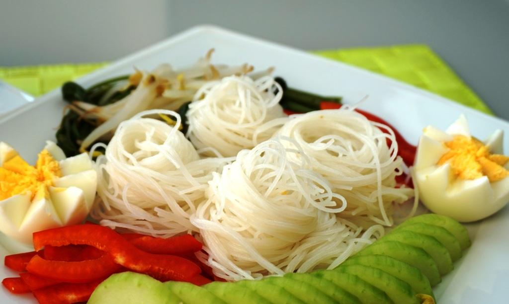 Noodles for Nam Ya