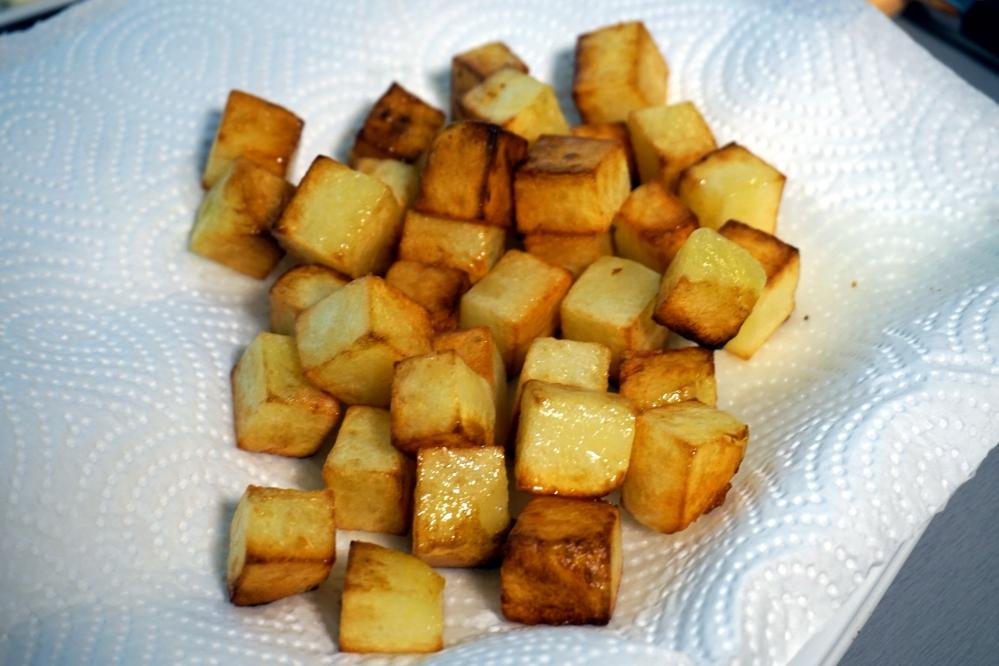 Kartoffelwürfel 4