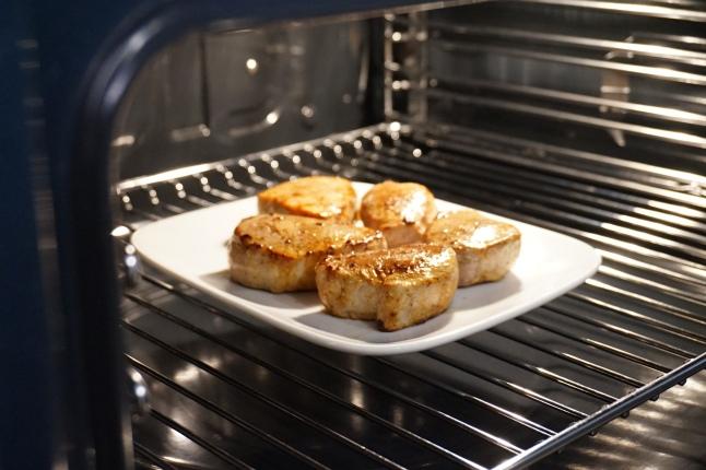 Schweinefilet nachgaren Ofen