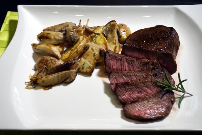 Hüft-Steak Sous Vide