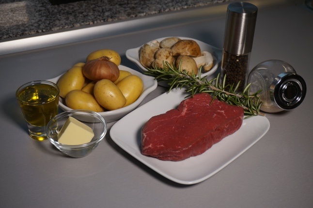 Zutaten Sous Vid Steak